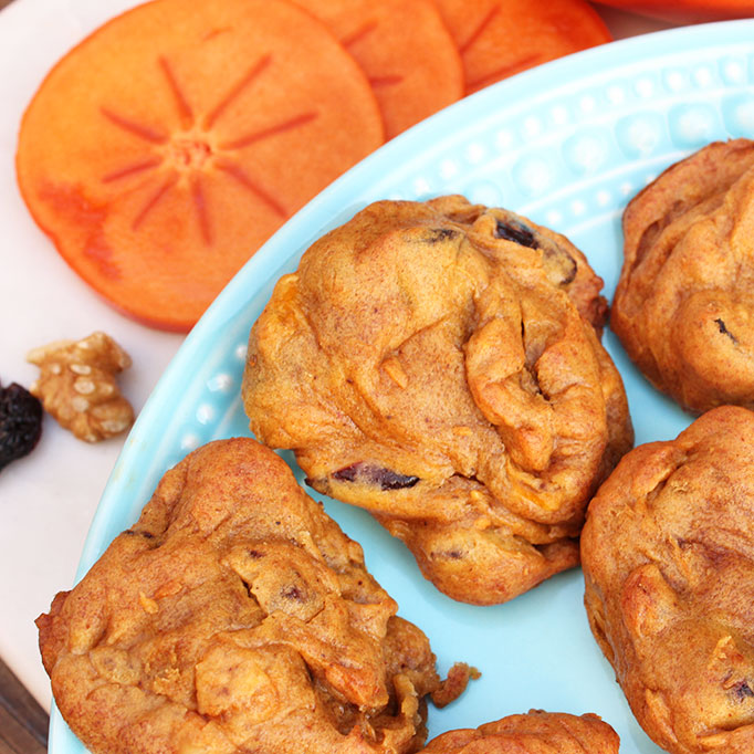 Persimmon Cookie Recipe - Bella Viva Orchards