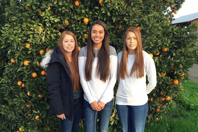 Farmer Spotlight - Organic Oranges - Twin Girls Farm