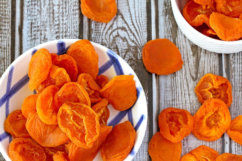 Dried Apricots - Bella Viva Orchards