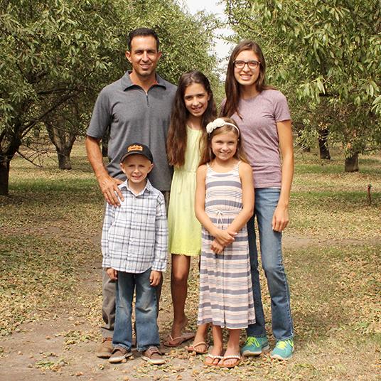 Organic Almond Farmers