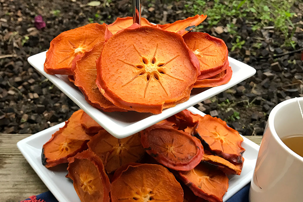 Dried Persimmons - Bella Viva Orchards
