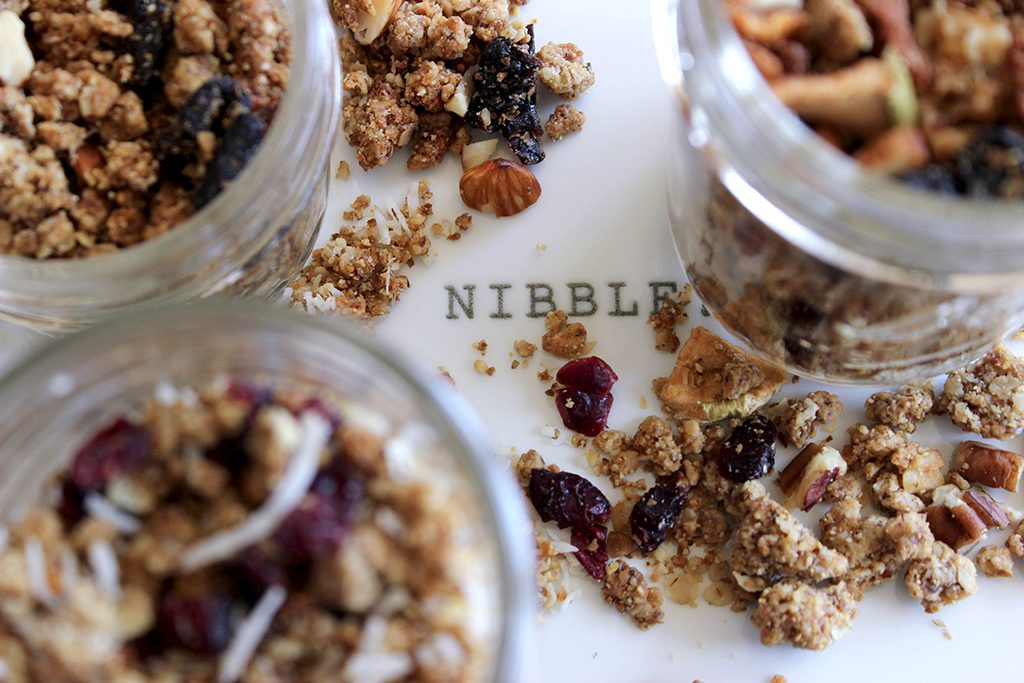 Healthy Homemade Granola - Bella Viva Orchards