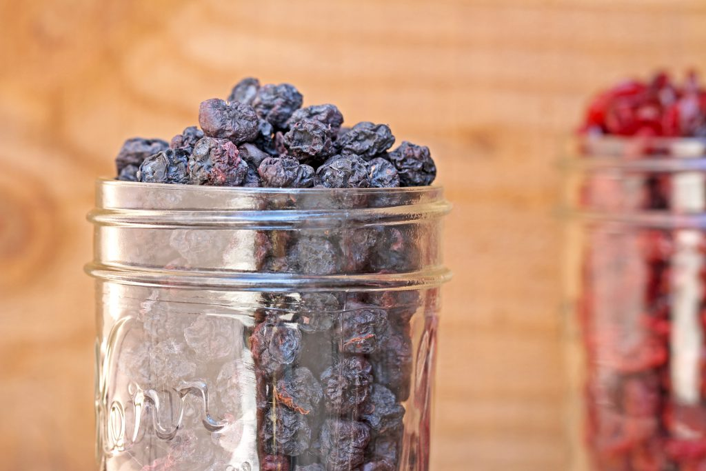Dried Berries from Bella Viva Orchards
