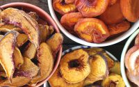 Dried Peaches - Bella Viva Orchards