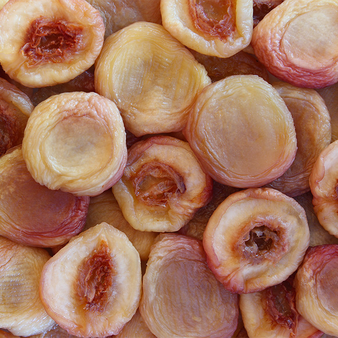 Dried Nectarines - Bella Viva Orchards